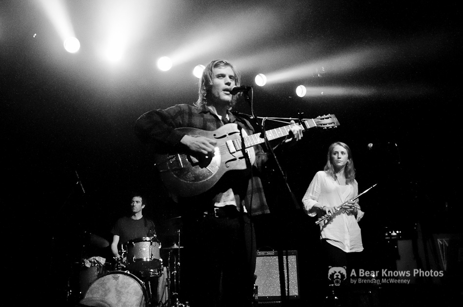 Johnny Flynn & The Sussex Wit at The Independent (1)