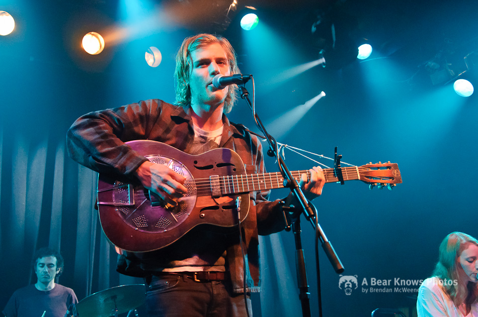 Johnny Flynn & The Sussex Wit at The Independent (18)