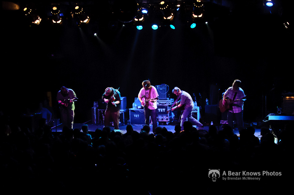 Trampled By Turtles at The Independent (14)