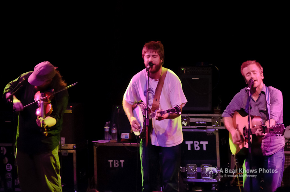 Trampled By Turtles at The Independent (15)