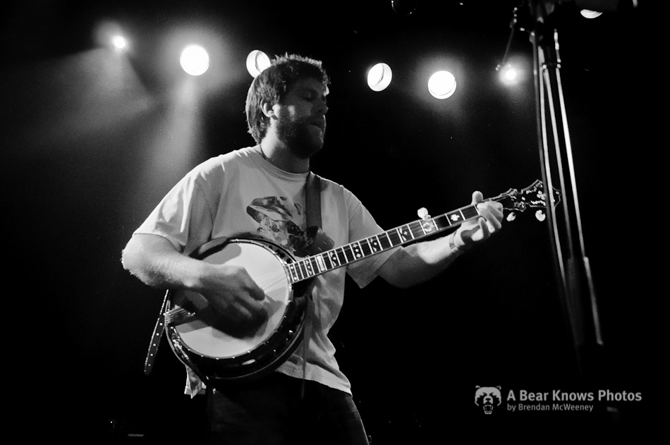 Trampled By Turtles at The Independent (3)