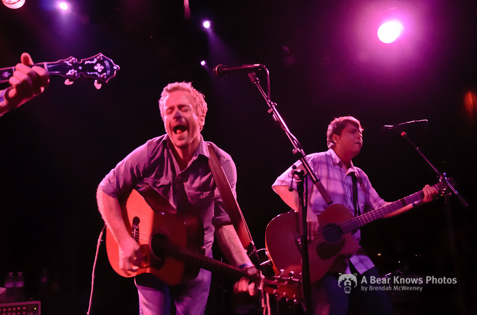 Trampled By Turtles at The Independent (7)